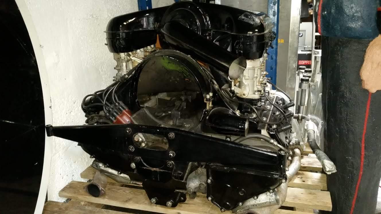 Motor für Porsche 914-6 oder 911 T-Modell Image