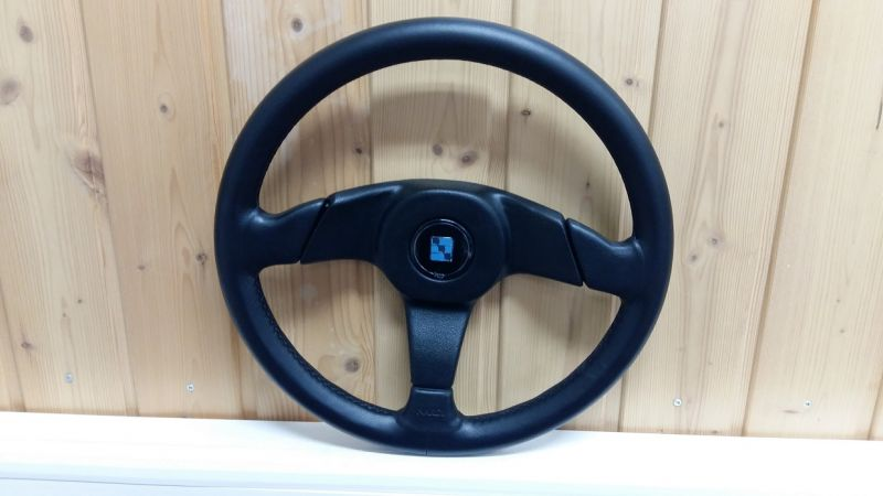 Nardi Leder-Sport-Lenkrad 350mm Image