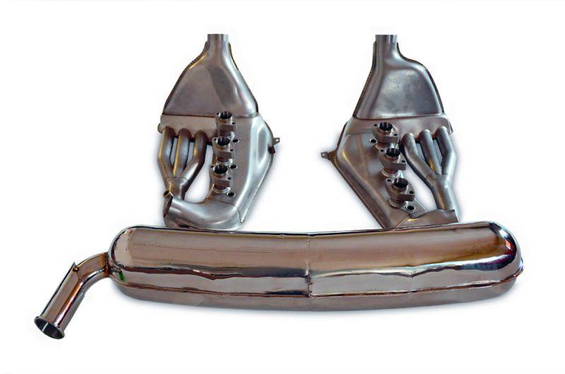 Standard Sportschalldämpfer für Bj. 1963 bis 1973 /2,0 bis 2,7 (Ausf. Blech) Image