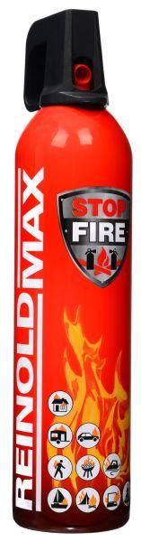 Feuerlöscher - ohne Löschrückstände Image