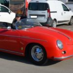 356er pre A Speedster aus 1963