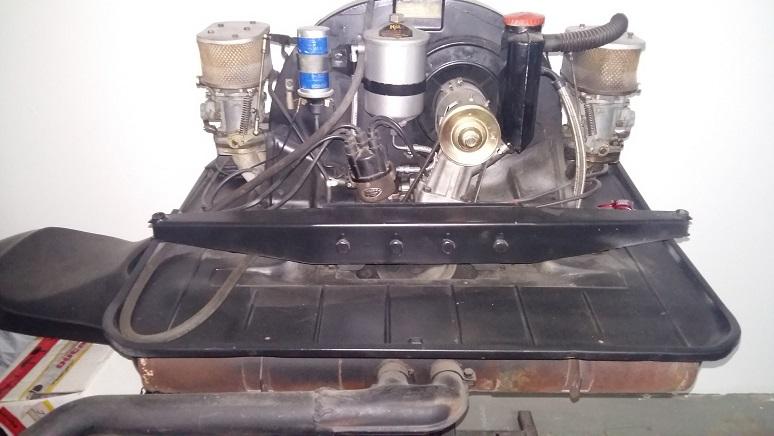 Motor 1600ccm / 90 PS - 1965 und 1967 Image