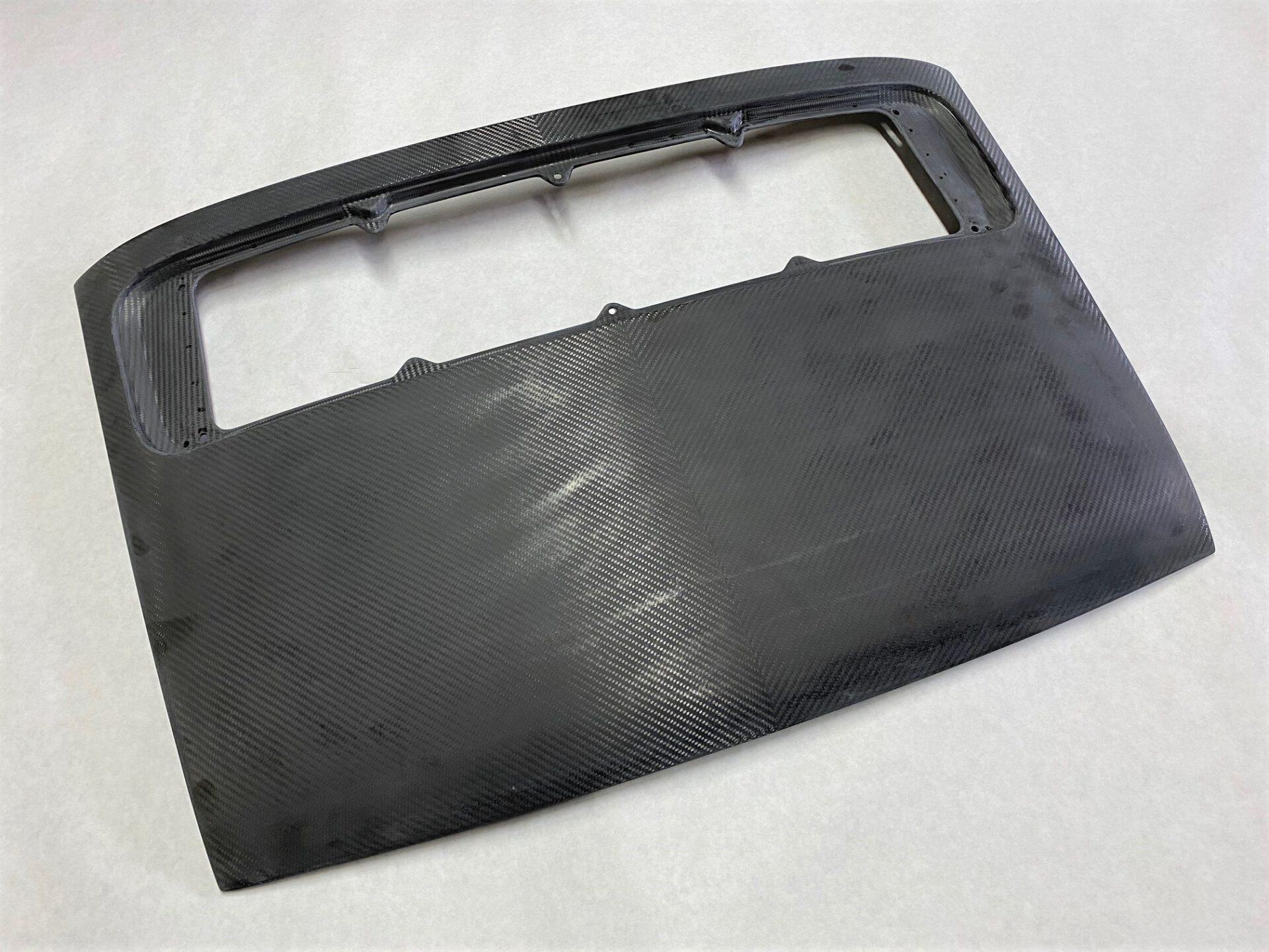 Carbon Heckdeckel Image